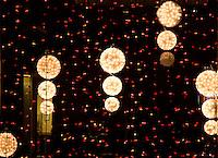 San Antonio Riverwalk Christmas lights