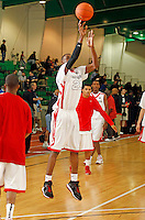 April 9, 2011 - Hampton, VA. USA;  Andrew Wiggins participates in the 2011 Elite Youth Basketball League at the Boo Williams Sports Complex. Photo/Andrew Shurtleff