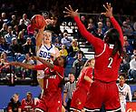Louisville at South Dakota State Women's Basektball