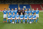 St Johnstone Academy Under 14's…2016-17<br />Back from left, Ryan N'Dogaj, Scott Brogan, Kieran Forber, Ross Cameron, Cameron Cook, Gregor Fullerton, Jamie Oswald, Elliot Scott, Logan Thoms and Rory Lamond.<br />Front from left, Kieran Sweeney, Ewan Loudon, Ben Ramage, Kai Whytock, Kyle Burns, Charlie Myles and Peter Thomson.<br />Picture by Graeme Hart.<br />Copyright Perthshire Picture Agency<br />Tel: 01738 623350  Mobile: 07990 594431
