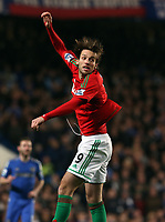 Wednesday 09 January 2013<br /> Pictured: Michu. <br /> Re: Capital One Cup semifinal, Chelsea FC v Swansea City FC at the Stamford Bridge Stadium, London.