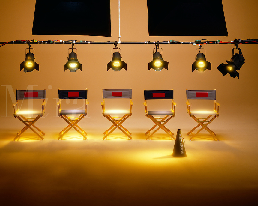 Producers chairs.