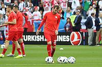 Lukasz Piszczek (POL) - EM 2016: Deutschland vs. Polen, Gruppe C, 2. Spieltag, Stade de France, Saint Denis, Paris