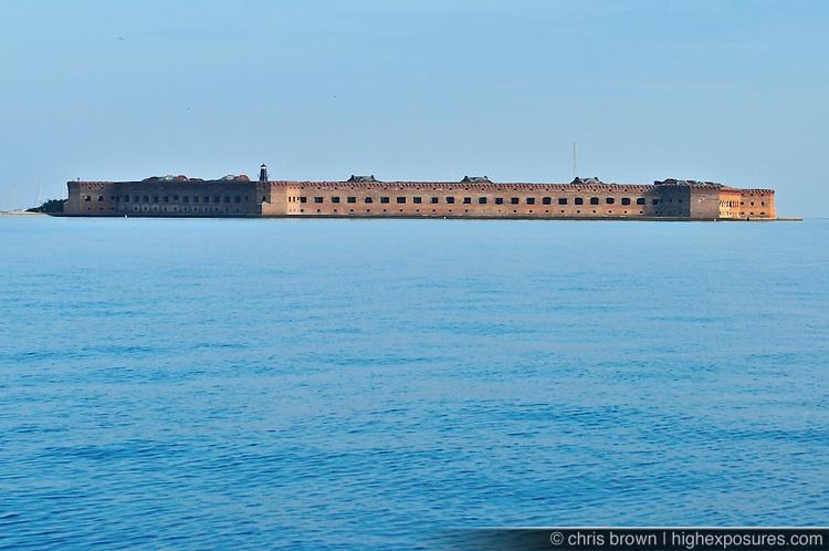 Dry Tortugas National Park.