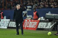 Carlo Ancelotti - Entraineur PSG .Football Calcio 2012/2013.Ligue 1 Francia.Foto Panoramic / Insidefoto .ITALY ONLY