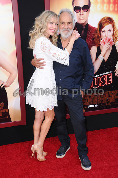 """26 June 2017 - Hollywood, California - Shelby Chong, Tommy Chong. """"The House"""" Los Angeles Premiere held at the TCL Chinese Theatre in Hollywood. Photo Credit: Birdie Thompson/AdMedia"""