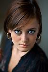 Portrait of Brooke in Toronto