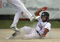 170211 Challenge Cup International Men's Softball - NZ Black Sox v Aussie Steelers