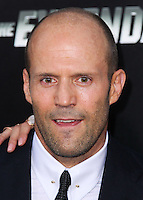 HOLLYWOOD, LOS ANGELES, CA, USA - AUGUST 11: Jason Statham at the Los Angeles Premiere Of Lionsgate Films' 'The Expendables 3' held at the TCL Chinese Theatre on August 11, 2014 in Hollywood, Los Angeles, California, United States. (Photo by Xavier Collin/Celebrity Monitor)