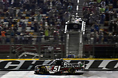 NASCAR Camping World Truck Series<br /> North Carolina Education Lottery 200<br /> Charlotte Motor Speedway, Concord, NC USA<br /> Friday 19 May 2017<br /> Kyle Busch, Cessna Toyota Tundra takes the checkered flag and the win<br /> World Copyright: Nigel Kinrade<br /> LAT Images<br /> ref: Digital Image 17CLT1nk05237