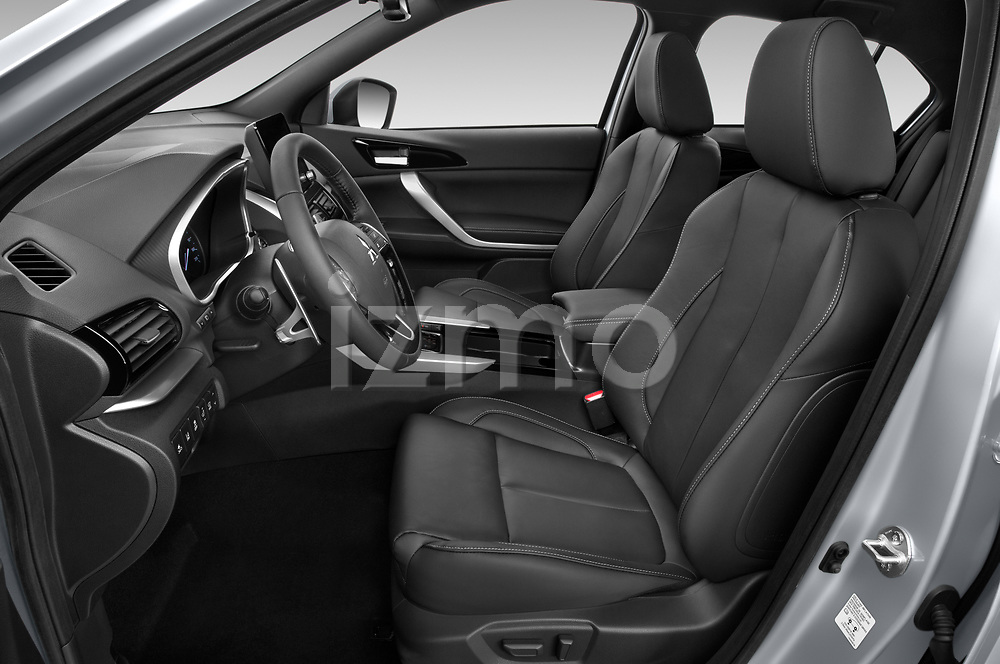 Front seat view of 2021 Mitsubishi Eclipse-Cross-PHEV Instyle 5 Door SUV Front Seat  car photos