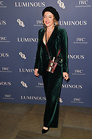 LONDON, UK. October 01, 2019: Alice Temperley at the Luminous Gala 2019 at the Roundhouse Camden, London.<br /> Picture: Steve Vas/Featureflash