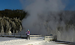 Yellowstone Winter XC Skiing