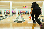 ISAF Emerging Nations Program, Langkawi, Malaysia. Malaysian Youth Sailing Team playing Bowling.