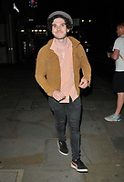"""Francis """"Fra"""" Fee at the """"Back to the Future The Musical"""" press night, Adelphi Theatre, The Strand, on Monday 13th September 2021 in Londomn, England, UK. <br /> CAP/CAN<br /> ©CAN/Capital Pictures"""