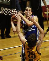 090507 National Basketball League - Saints v Dynamos