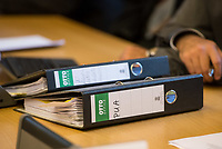 """2. Sitzungstag des Berliner """"Amri-Untersuchungsausschuss"""".<br /> Am Freitag den 8. September 2017 fand die 2. Sitzung des sogenannte """"Amri-Untersuchungsausschuss des Berliner Abgeordnetenhaus. Statt. Der 1. Untersuchungsausschuss der 18. Wahlperiode will versuchen die diversen Unklarheiten im Fall des Weihnachtsmarkt-Attentaeters zu aufzuklaeren.<br /> 8.9.2017, Berlin<br /> Copyright: Christian-Ditsch.de<br /> [Inhaltsveraendernde Manipulation des Fotos nur nach ausdruecklicher Genehmigung des Fotografen. Vereinbarungen ueber Abtretung von Persoenlichkeitsrechten/Model Release der abgebildeten Person/Personen liegen nicht vor. NO MODEL RELEASE! Nur fuer Redaktionelle Zwecke. Don't publish without copyright Christian-Ditsch.de, Veroeffentlichung nur mit Fotografennennung, sowie gegen Honorar, MwSt. und Beleg. Konto: I N G - D i B a, IBAN DE58500105175400192269, BIC INGDDEFFXXX, Kontakt: post@christian-ditsch.de<br /> Bei der Bearbeitung der Dateiinformationen darf die Urheberkennzeichnung in den EXIF- und  IPTC-Daten nicht entfernt werden, diese sind in digitalen Medien nach §95c UrhG rechtlich geschuetzt. Der Urhebervermerk wird gemaess §13 UrhG verlangt.]"""