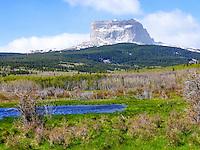 Mountain, St. Mary, photos of Blackfeet landscapes, photos of Montana mountains, liberated photography