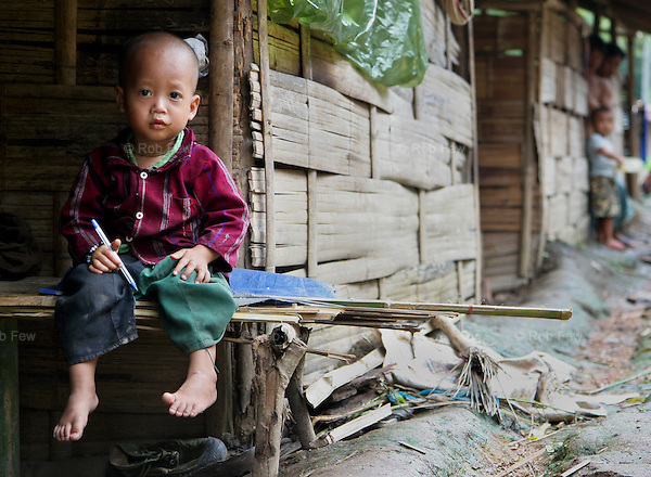 Since early 2006, some 2,000 refugees have fled from Myanmar into Thailand. They join 140,000 previous arrivals, many of whom have been living in refugee camps in northern and western Thailand for as long as 20 years.