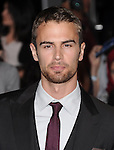 Theo James attends The L.A. Premiere of DIVERGENT held at The Regency Bruin Theatre in West Hollywood, California on March 18,2014                                                                               © 2014 Hollywood Press Agency