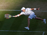 26-6-09, England, London, Wimbledon, 26-6-09, England, London, Wimbledon, Mardy Fish