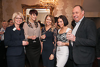 Left to right are Zoe Summerfield, Charlotte Price, Hayley Scoffham and Tina Clough, Richard Hopwood