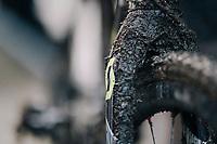 sticky mud<br /> <br /> U23 Men's race<br /> UCI CX World Cup Namur / Belgium 2017