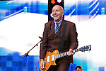 Midge Ure performs at the Scottish Rewind Festival at Scone Palace, Perth on Saturday, July 21, 2012. <br /> <br /> Picture: Malcolm McCurrach - New Wave Images.  21/07/2012