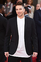 Matt Terry<br /> arrives for the The Prince's Trust Celebrate Success Awards 2017 at the Palladium Theatre, London.<br /> <br /> <br /> ©Ash Knotek  D3241  15/03/2017
