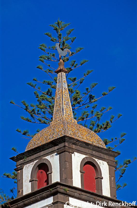 Kirche Igreja do Colegio in Funchal, Madeira, Portugal