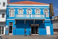 Willemstad, Curacao, Lesser Antilles.  Casino on Breedestraat Street.