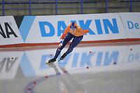SPEEDSKATING: Calgary, The Olympic Oval, 08-02-2020, ISU World Cup Speed Skating, 500m Ladies Division B, Femke Beuling (NED), ©foto Martin de Jong