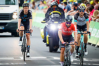 10th July 2021; Carcassonne, France; BOL Cees (NED) of TEAM DSM during stage 14 of the 108th edition of the 2021 Tour de France cycling race, a stage of 183,7 kms between Carcassonne and Quillan