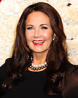 NEW YORK CITY, NY, USA - OCTOBER 16: Lynda Carter arrives at the God's Love We Deliver, Golden Heart Awards held at Spring Studios on October 16, 2014 in New York City, New York, United States. (Photo by Celebrity Monitor)