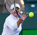 Vera Zvonareva at the Family Circle Cup in Charleston, South Carolina on April 6, 2012