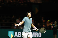 Rotterdam, The Netherlands, 14 Februari 2019, ABNAMRO World Tennis Tournament, Ahoy, Fernando Verdasco (ESP),<br />