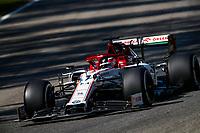 4th September 2020; Autodromo Nazionale Monza, Monza, Italy ; Formula 1 Grand Prix of Italy, free practise sessions;  7 Kimi Raikkonen FIN, Alfa Romeo Racing ORLEN