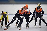 SCHAATSEN: HEERENVEEN, 01-09-2020, IJsstadion Thialf, KNSB Topsporttraining, ©foto Martin de Jong