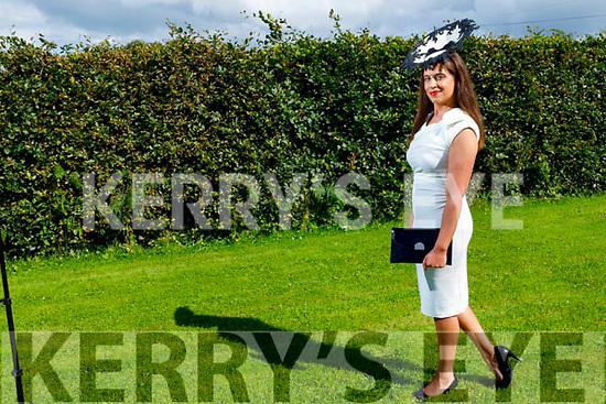 Síobhan Wharton from Killarney winner of the Dawn Milk Ladies Day.