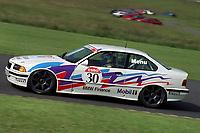 1992 British Touring Car Championship #30 Alain Menu (CHE). M Team Mobil. BMW 318is Coupe.