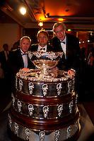 05-06-12, France, Paris, Tennis, Roland Garros, ITF Diner