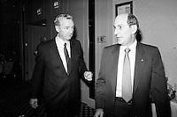 Montreal (QC) Canada- 1988 File Photo -Montreal (QC) Canada- April 25 1988 File Photo - Canadian Club -  - Paul Desmarais (Senior)