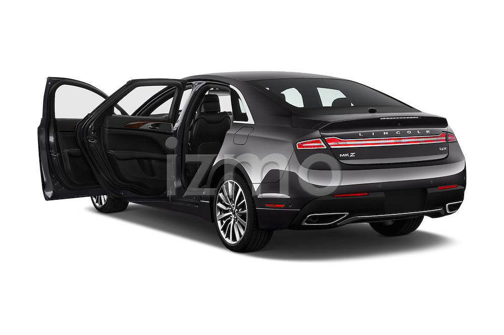 Car images of 2018 Lincoln MKZ Select 4 Door Sedan Doors