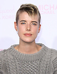 Agyness Deyn  at The Teen Vogue 8th Annual Young Hollywood Party held at Paramount Studios in Hollywood, California on October 01,2010                                                                               © 2010 Hollywood Press Agency