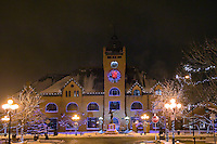 Pueblo Union Depot Christmas