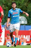Kostas Manolas<br /> Dimaro 18/07/2021 <br /> Football 2021/2022 preseason friendly match between SSC Napoli and Bassa Anaunia <br /> Photo Image Sport / Insidefoto