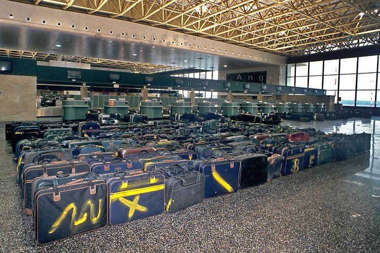 aeroporto Malpensa, Milano, Alitalia