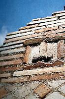 Ancient Erotica:  Pompeii, Phallus on wall.  Photo '84.
