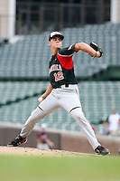 August 18 2008:  Madison Younginer (12) of the Baseball Factory team during the 2008 Under Armour All-American Game at Wrigley Field in Chicago, IL.  Photo by:  Mike Janes/Four Seam Images