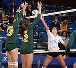NDSU at SDSU Volleyball